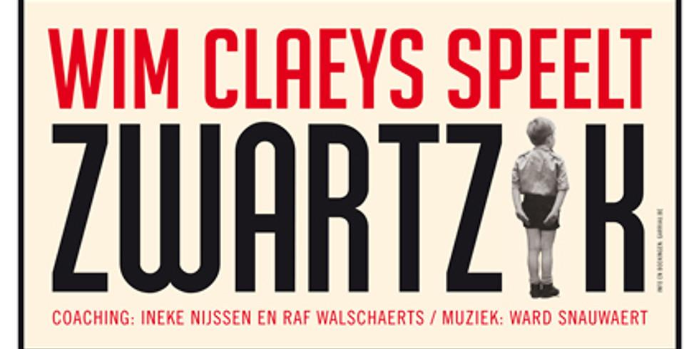 Wim Claeys speelt ZWARTZAK