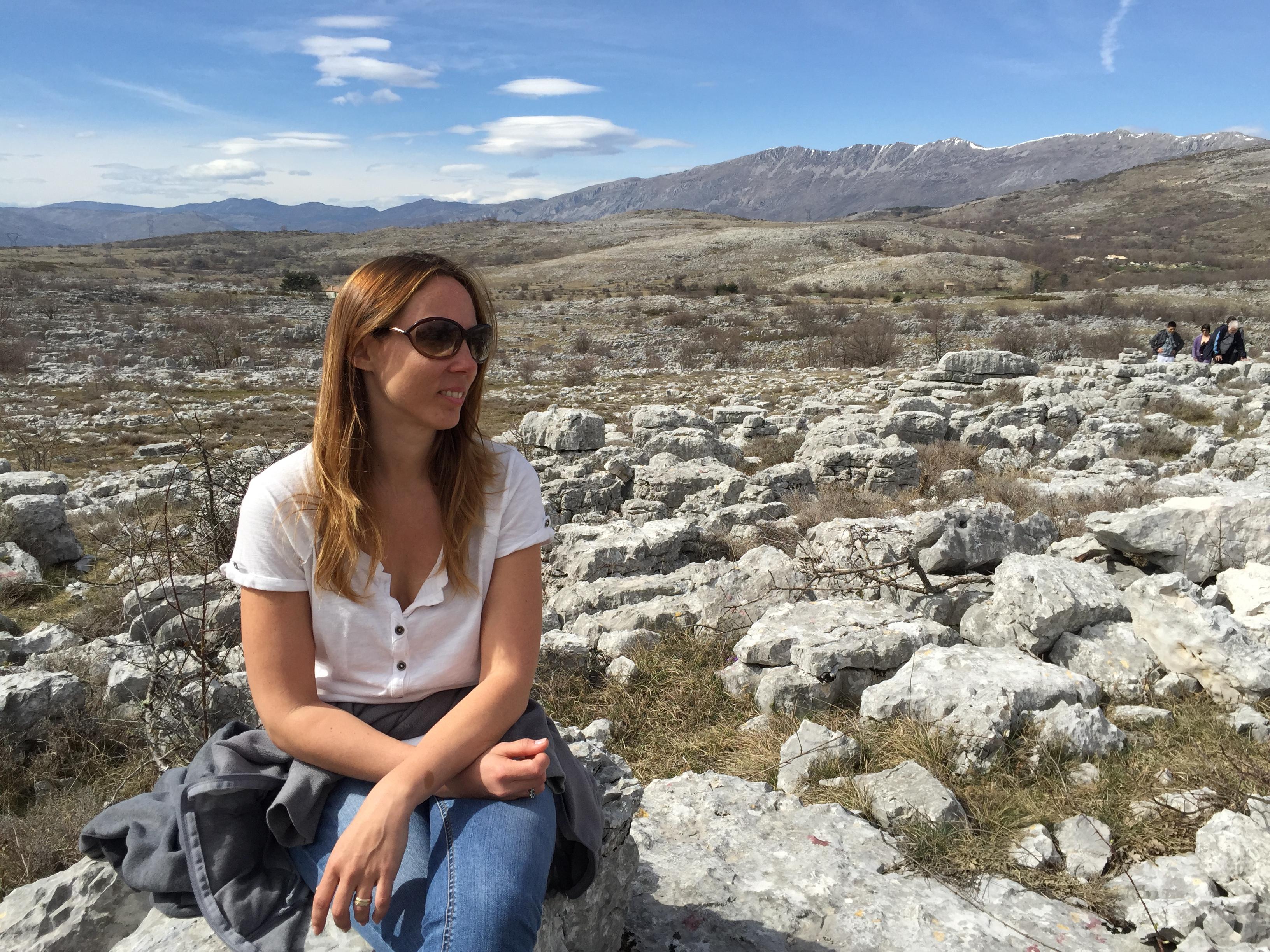 coaching randonnée Lena Arnera