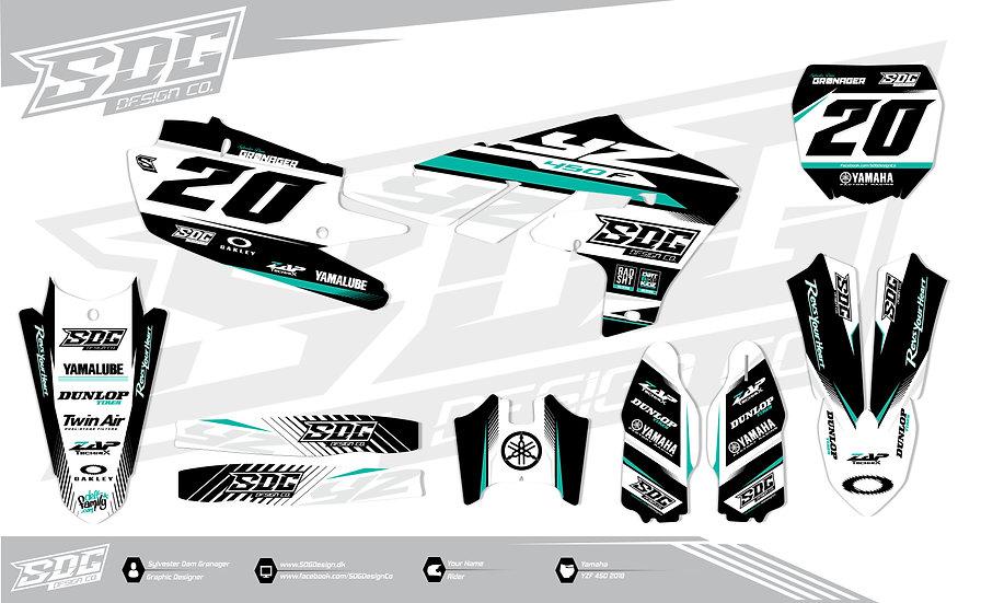 Yamaha - SDG Design - Turquoise