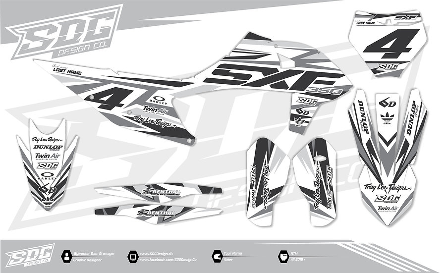 KTM - 'Switch' - Grey