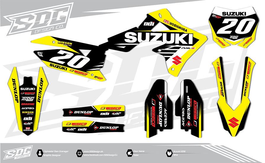 Suzuki - Team RCH