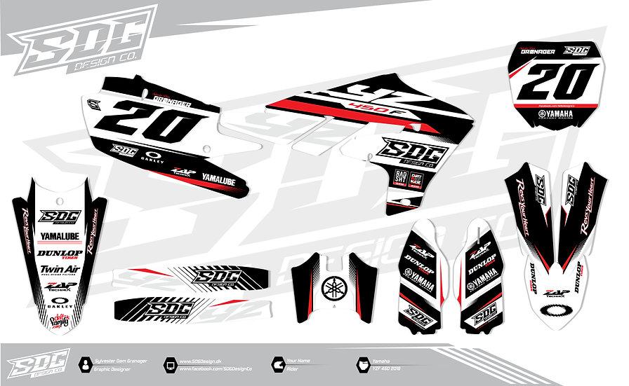 Yamaha - SDG Design - Red
