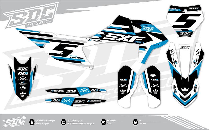KTM - 'Streamline' - Blue