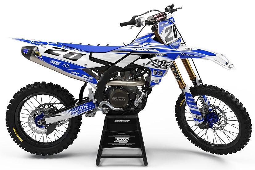 Yamaha - SDG Design - Blue