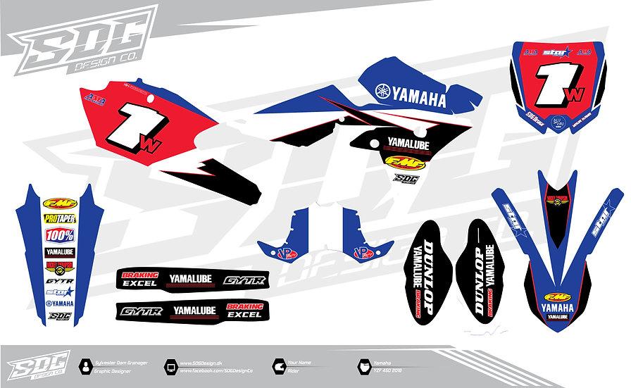 Yamaha - Star Racing Yamaha Factory Team