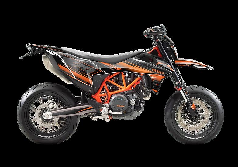 KTM 690 - Assassin - Orange