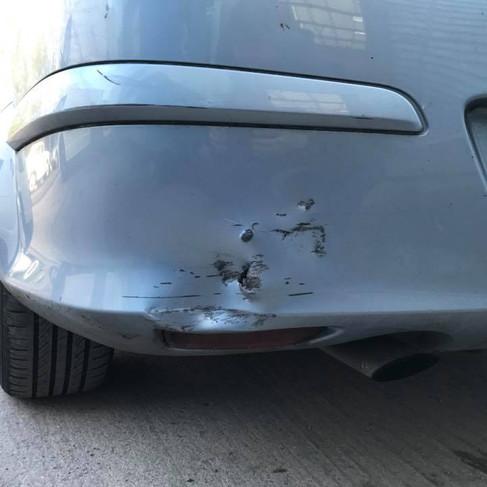 Scuff Repair