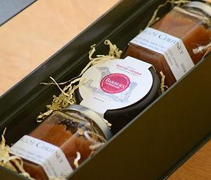 Hamper Guys - Bumblees Preserves gift bo