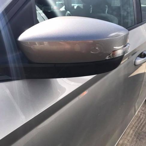 Wing Mirror Crack