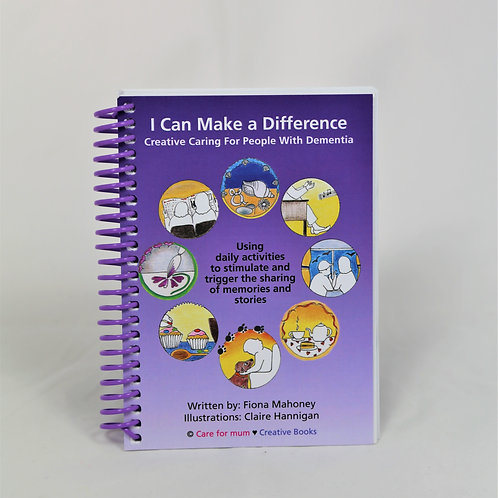 I Can Make A Difference Book