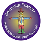 Reminiscence Learning - Dementia Logo.pn