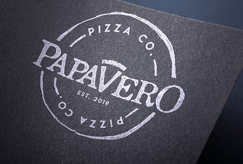 Papavero Pizza Co - Logo Design.jpg