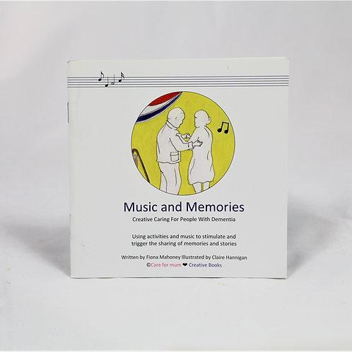 Music and Memories Book