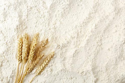 Farine de blé T65 bio local - 1 Kg