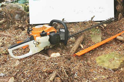 Used Stihl hedge trimmer