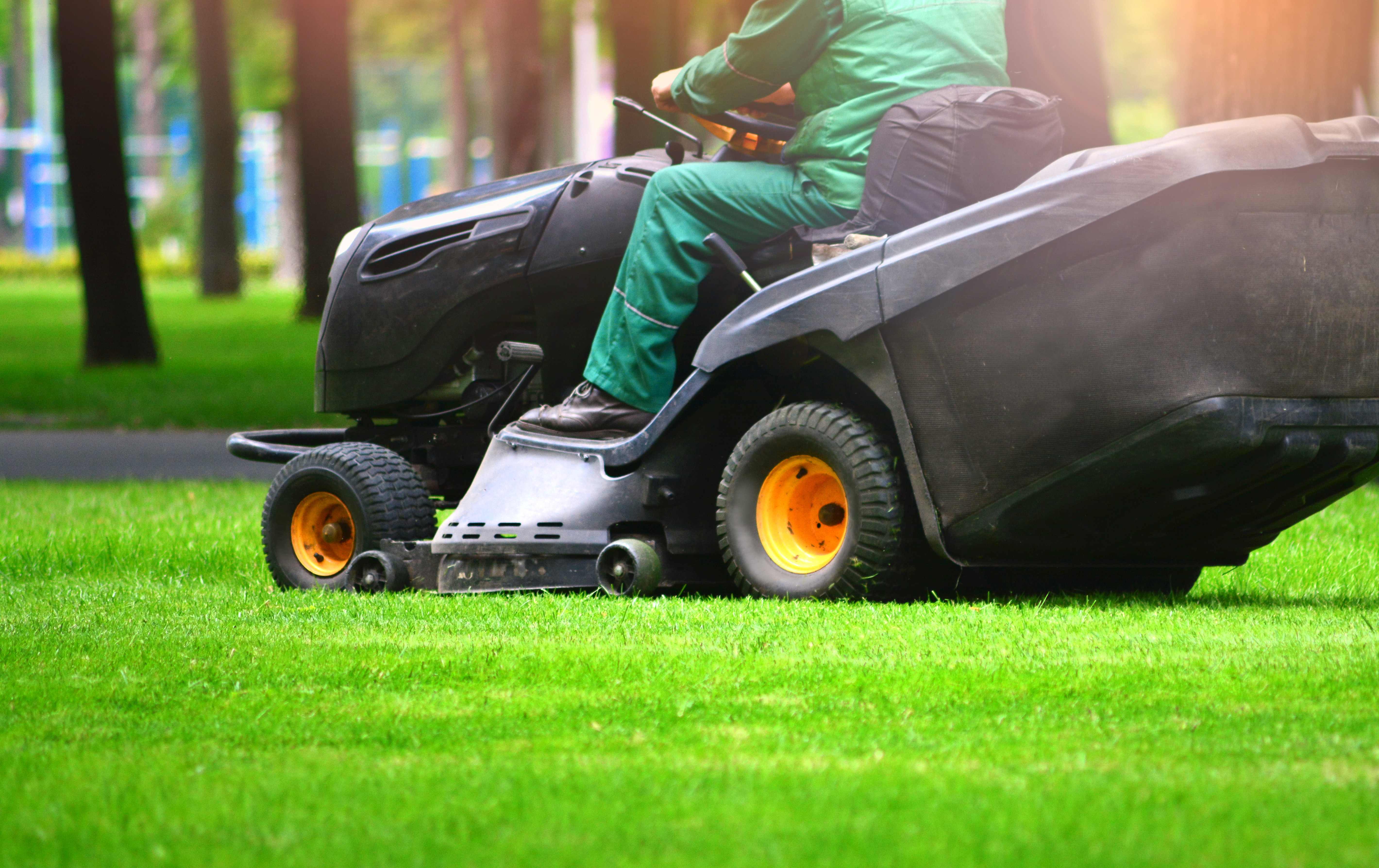 Ride-on Lawn Mower Service