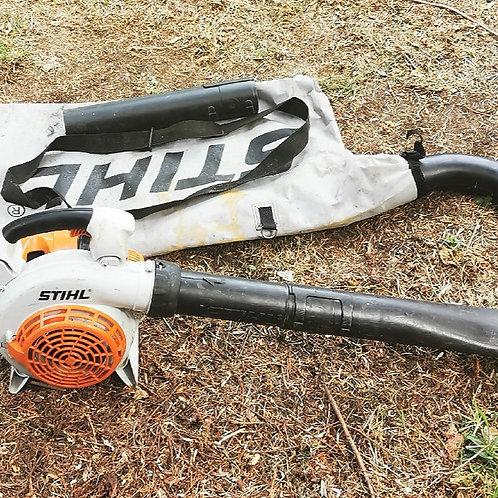 Used Stihl BG86 Leaf Blower/Vacuum