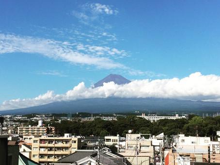 富士山の見える街吉原
