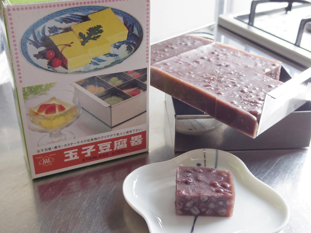 玉子豆腐型