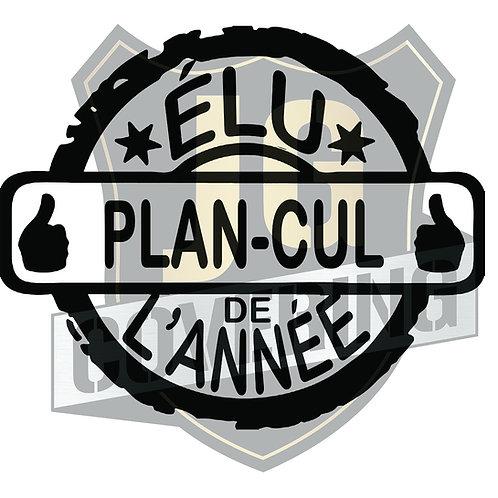 ÉLU PLAN CUL DE L'ANNÉE