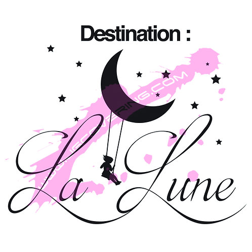 Destination: La lune