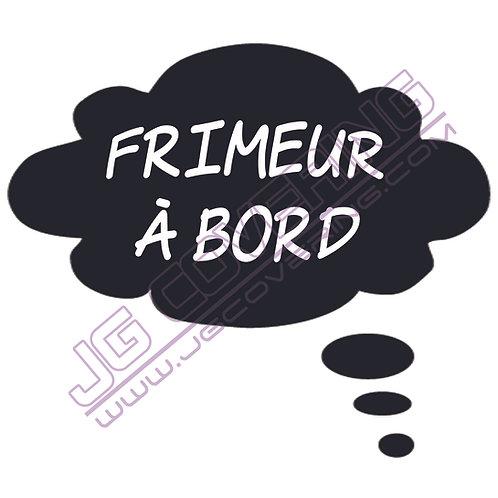 FRIMEUR A BORD