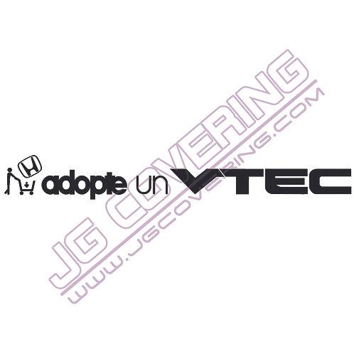 ADOPTE UN VTEC (version homme)