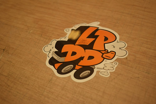 stickers LPDD 7cm