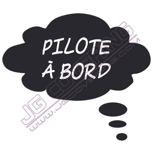 PILOTE A BORD