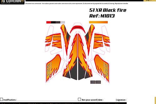 KIT adaptable BLACK FIRE