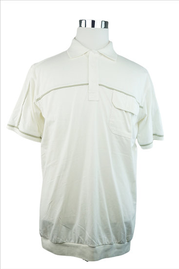 Polo Shirt weiss