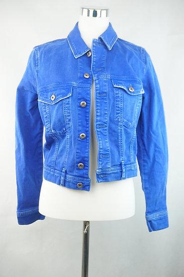 Blue Jeans Jacke