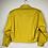 Thumbnail: Gelbe Vintage Denimjacke