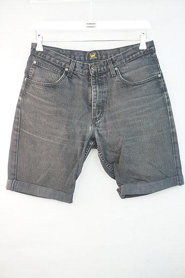 Black Lee Vintage Shorts