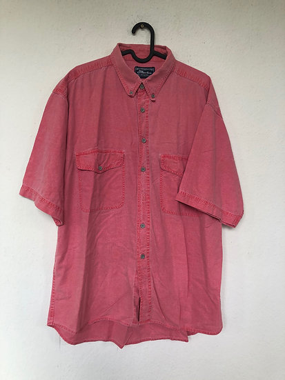Hellrotes Vintage Hemd