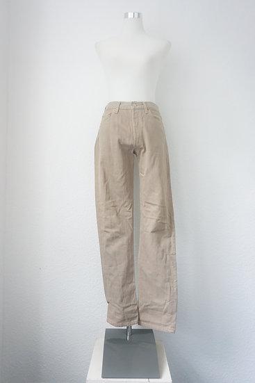 """Mom Jeans""- Levi Strauss Jeans Beige"