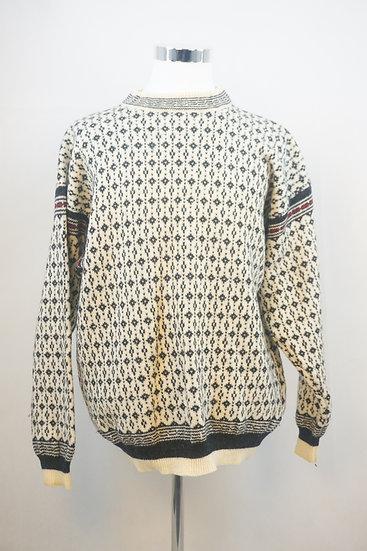 Traditioneller Norweger Pullover
