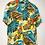 Thumbnail: Buntes Hemd mit Tropensonne und Kokospalmen!