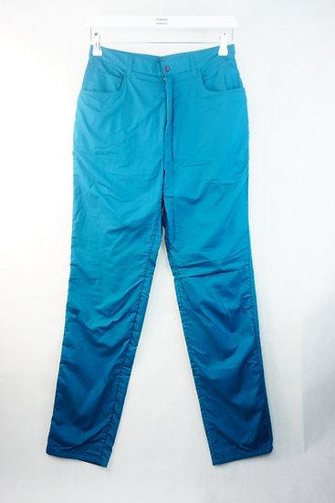 Blaue Damen Hose