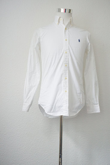 """""""Classic"""" - Weißes Hemd"""