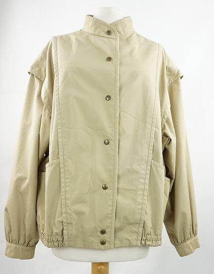 Futuristische Vintage Jacke aus den 80ern