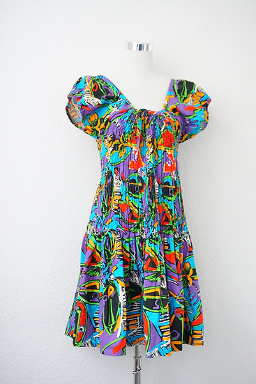 """Summertime"" -  buntes Kleid"