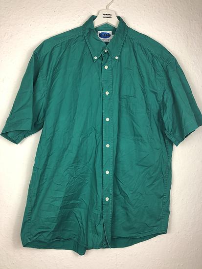 """Best in Town"" grünes Hemd"
