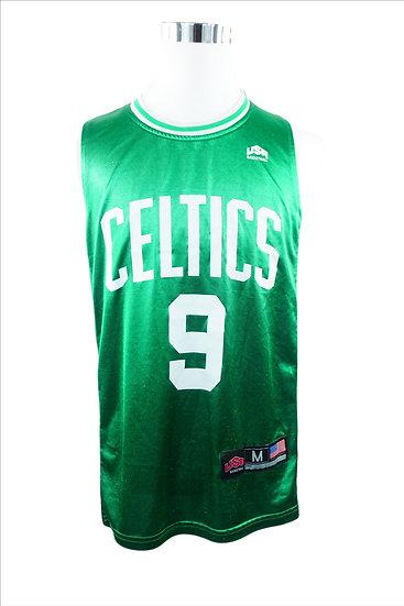 "Grünes T-Shirt mit ""Celtics"" -Logo"