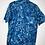 Thumbnail: Vintage Hemd blau/schwarz/weiss