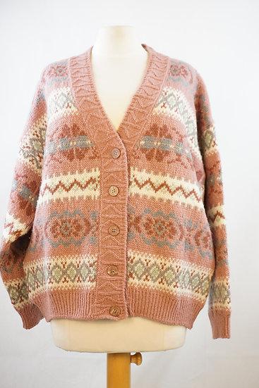 Englische Hütte Pullover
