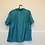 "Thumbnail: Grüne Vintage Bluse ""Fields"""