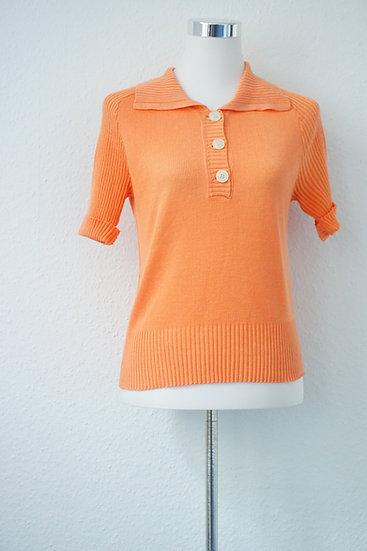"""""""Entzückend""""- süßer orangefarbener Pullover"""