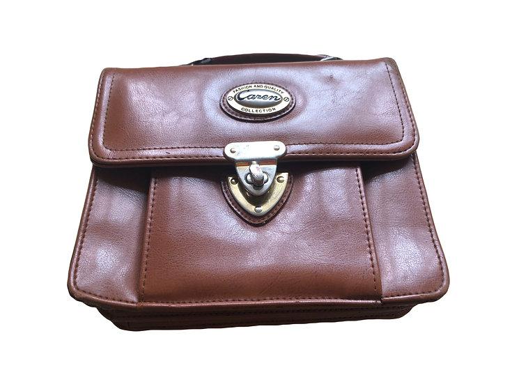 """Braune Vintage Tasche """"Caren"""""""