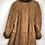 Thumbnail: Wildlederjacke mit pelzkragen und Pelzfutter